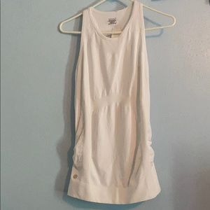 NWOT White Athleta tank top